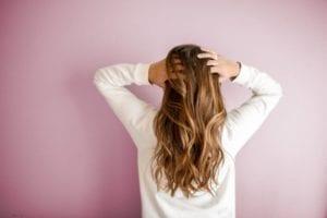 Hampfröolja för håret