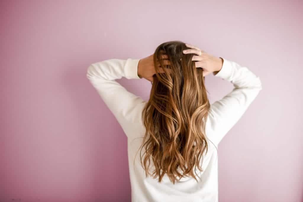 Hampefrøolie til håret