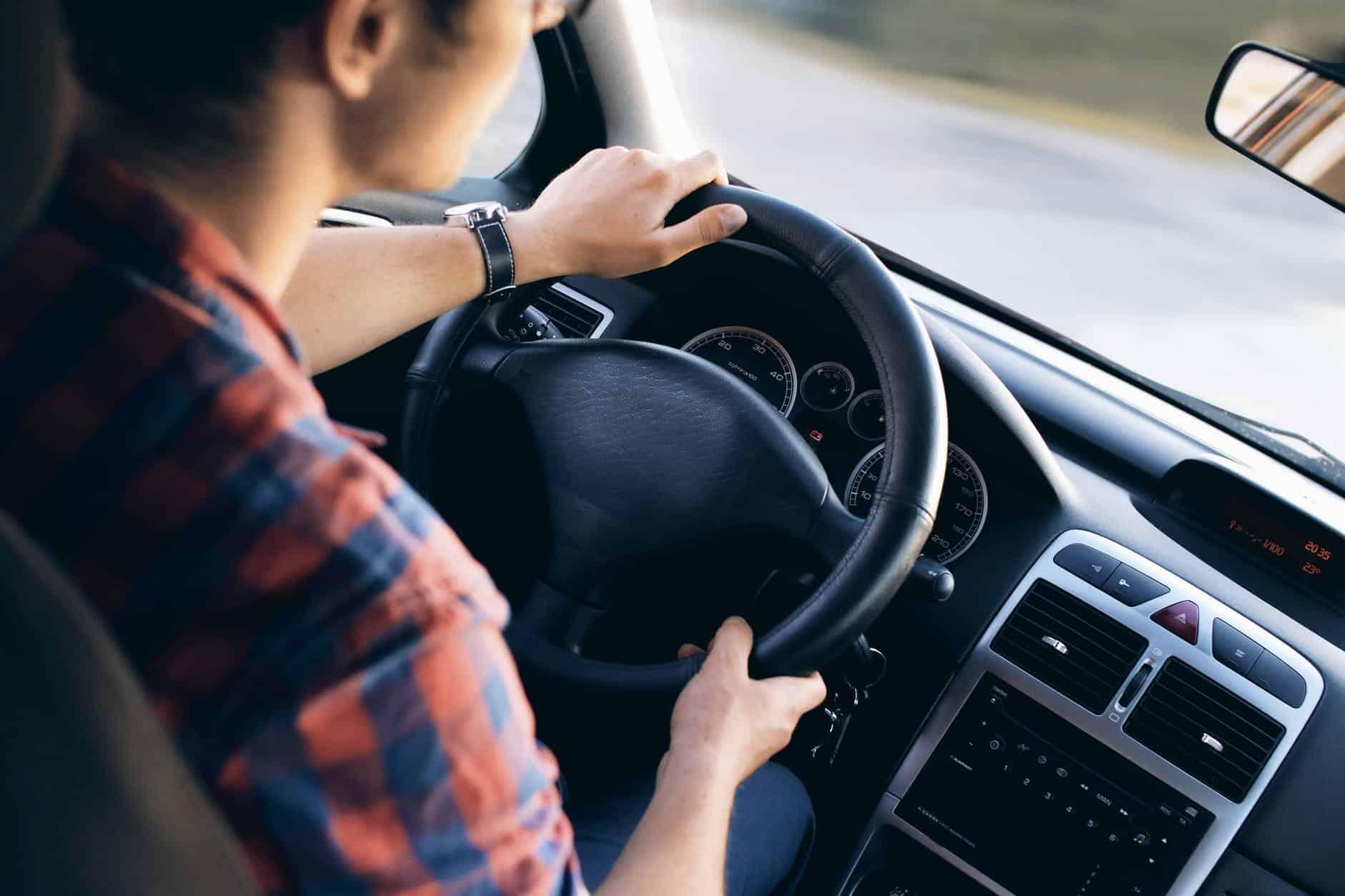 CBD alla guida