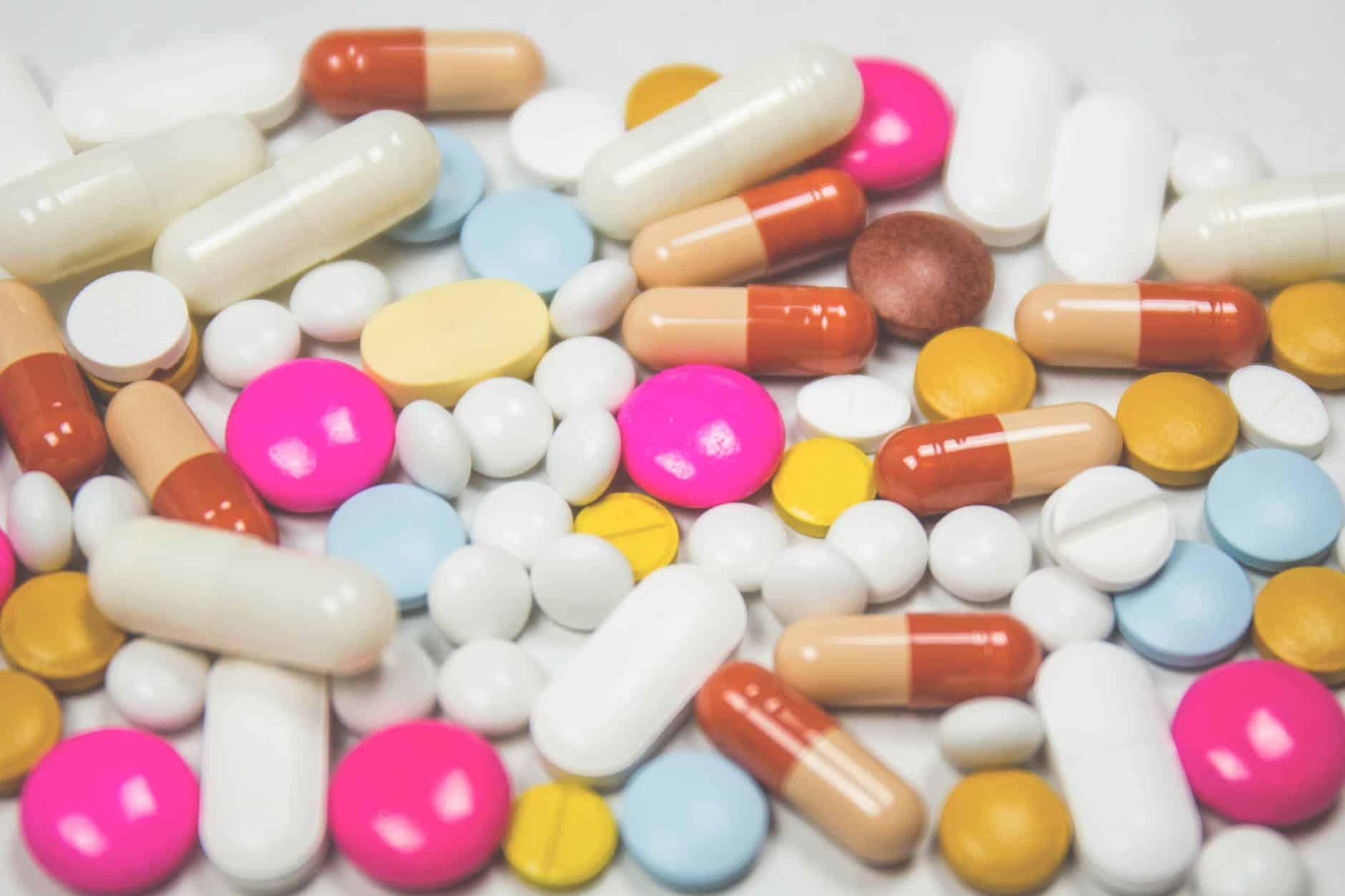 Leki zawierające kannabinoidy